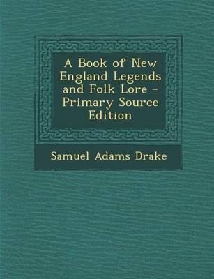 A Book of New Englan...