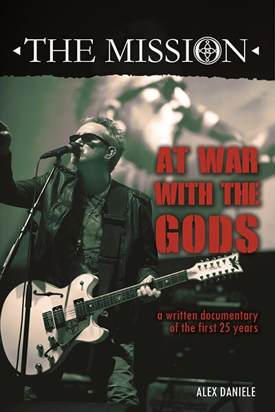 The Mission - At War with the Gods