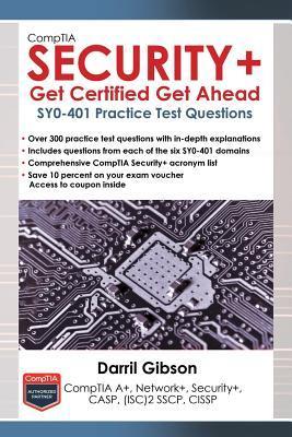 CompTIA Security+ Get Certified Get Ahead