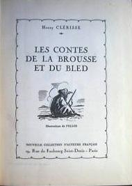 Les contes de la brousse et du bled