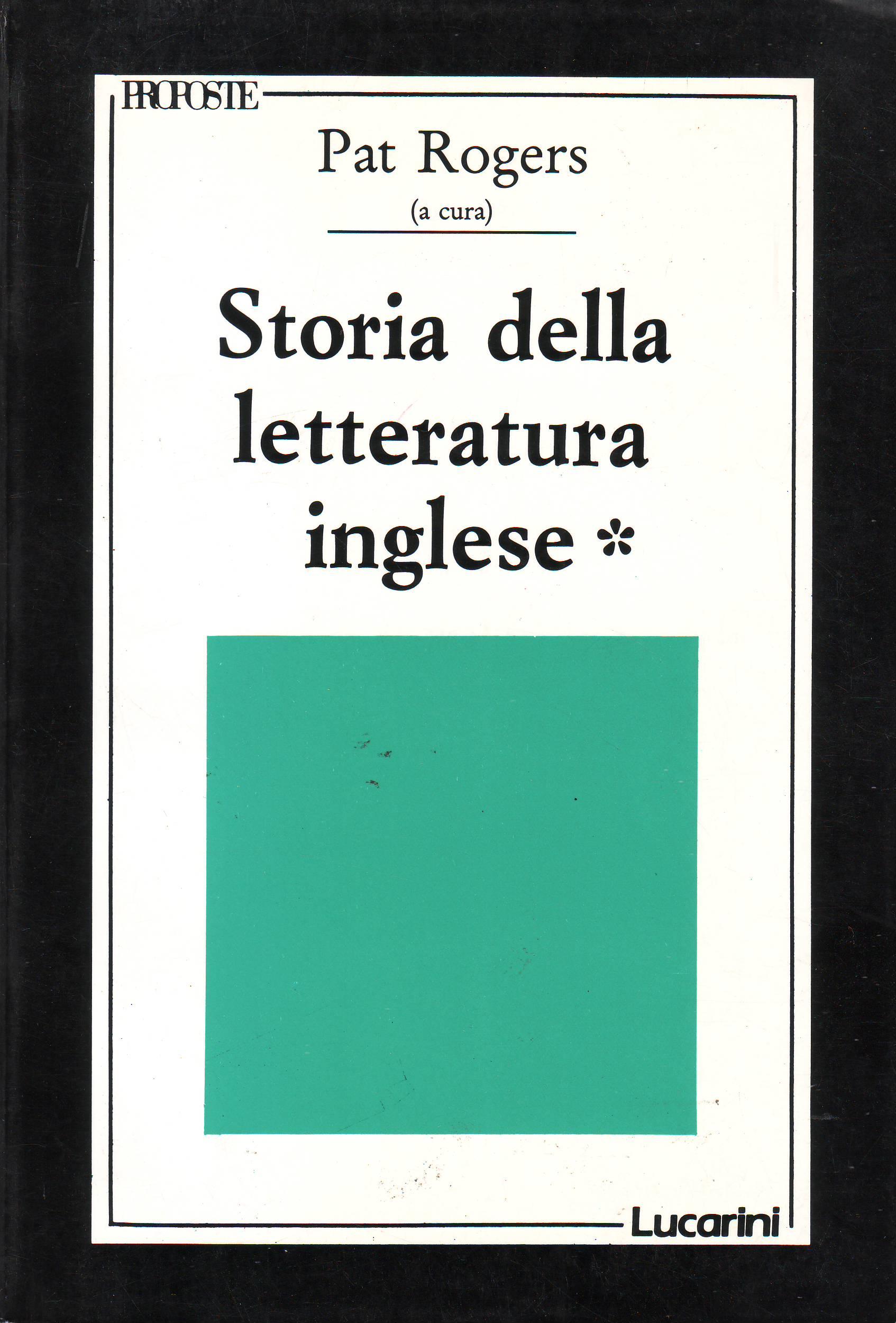 Storia della lettera...