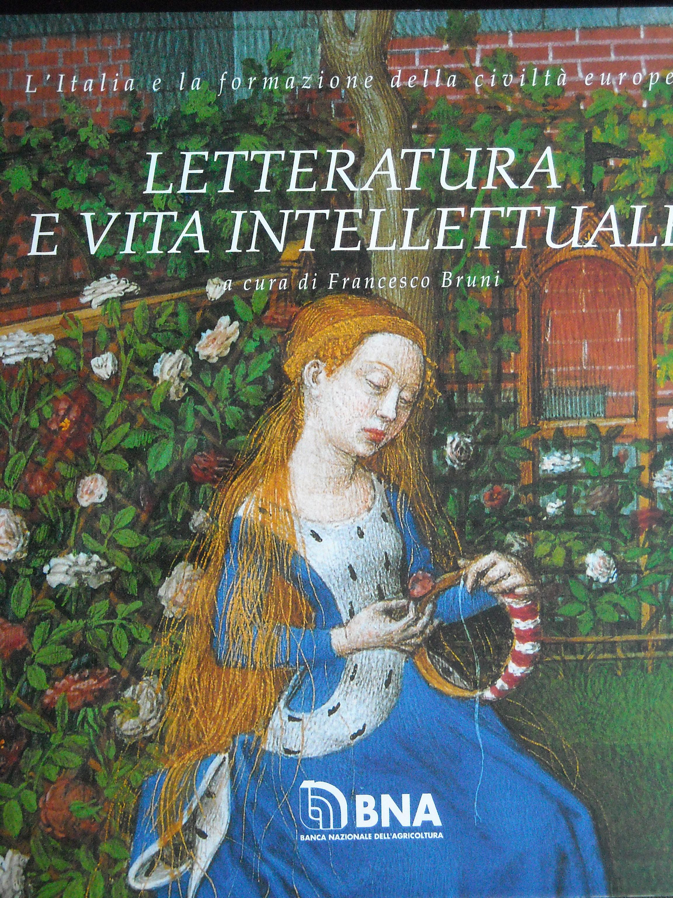 Letteratura e Vita i...