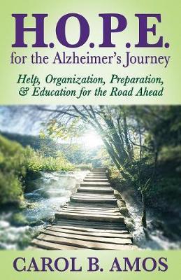 Hope for the Alzheimer's Journey