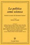 La politica come scienza
