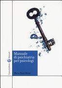 Manuale di psichiatria per psicologi