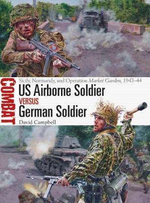 US Airborne Soldier ...