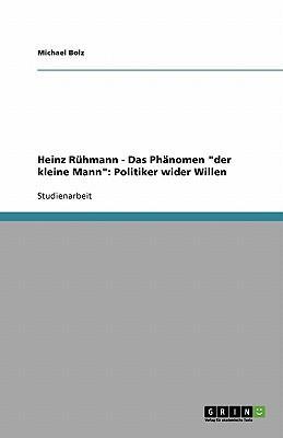 """Heinz Rühmann - Das Phänomen """"der kleine Mann"""""""