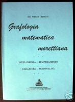 grafologia matematica morettiana
