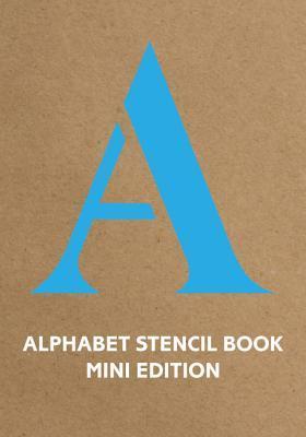 Alphabet Stencil Book