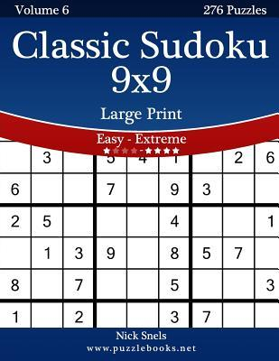 Classic Sudoku 9x9
