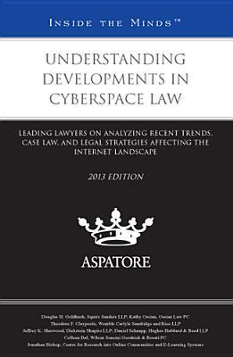 Understanding Developments in Cyberspace Law 2013
