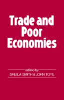 Trade and Poor Economies