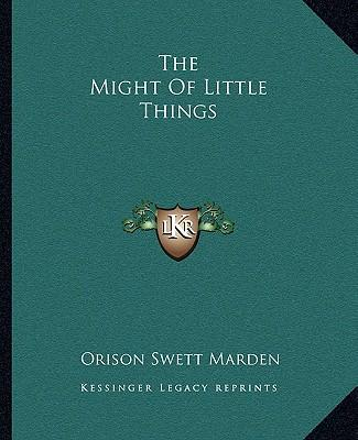 The Might of Little Things