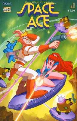 Space Ace n. 1