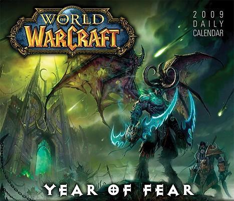 World of Warcraft 2009 Calendar