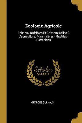 Zoologie Agricole
