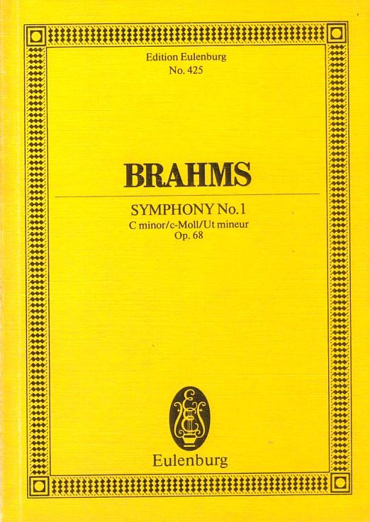Symphonie Nr.1 (c-moll), Op.68