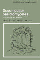 Decomposer Basidiomycetes, Their Biology and Ecology