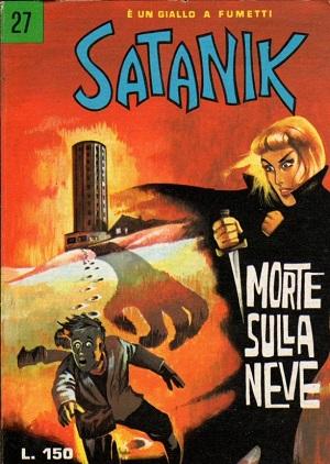 Satanik n. 27