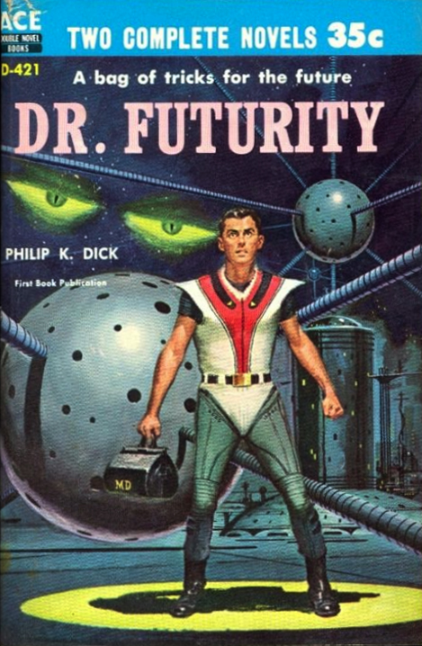 Dr. Futurity / Slavers of Space