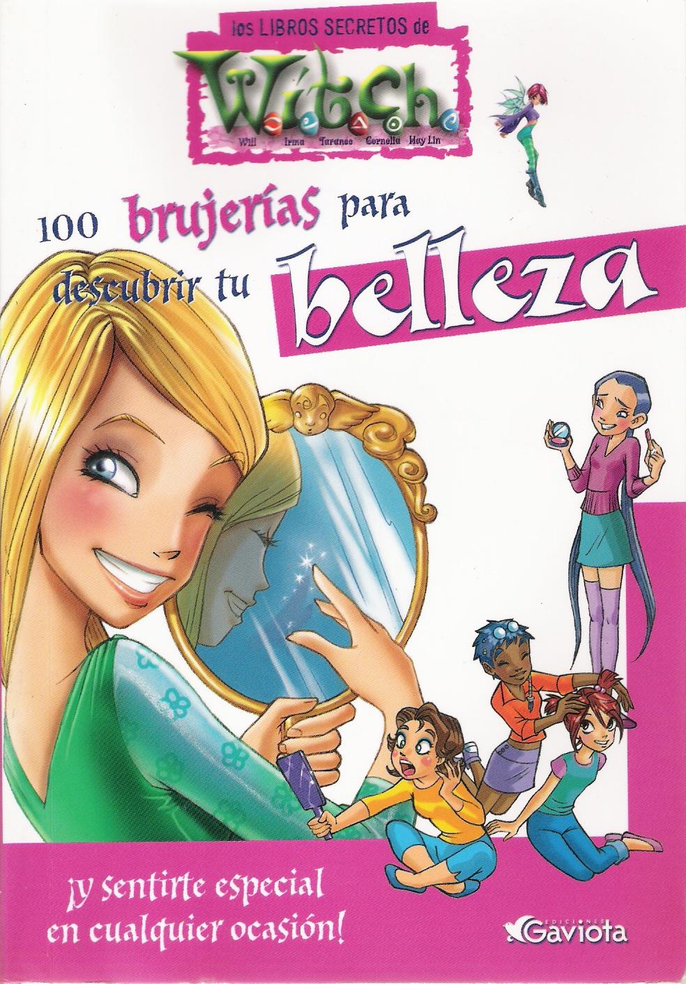 100 BRUJERIAS PARA DESCUBRIR TU PROPIA BELLEZA