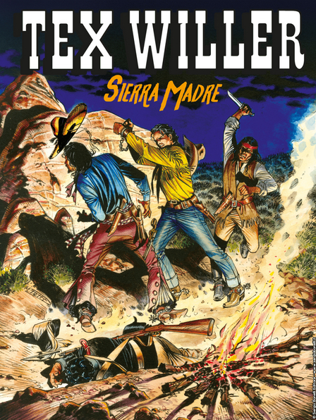 Tex Willer n. 9
