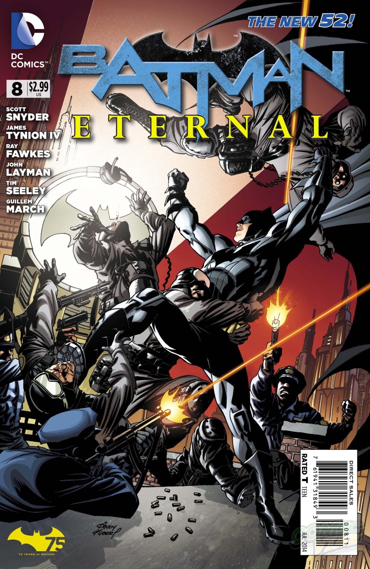 Batman Eternal Vol.1 #8