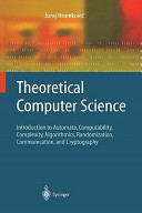 Theoretical Computer...
