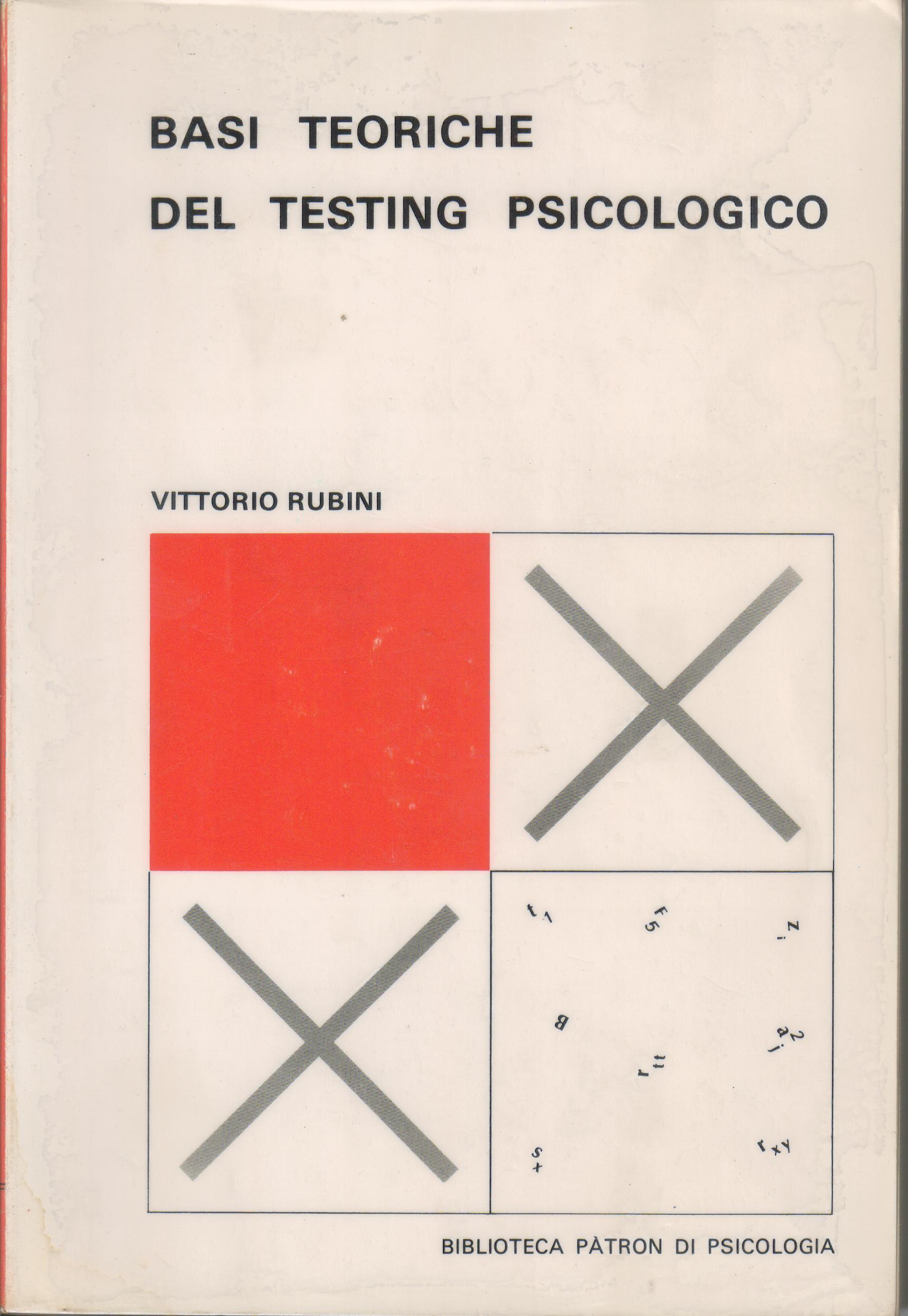 Basi teoriche del testing psicologico