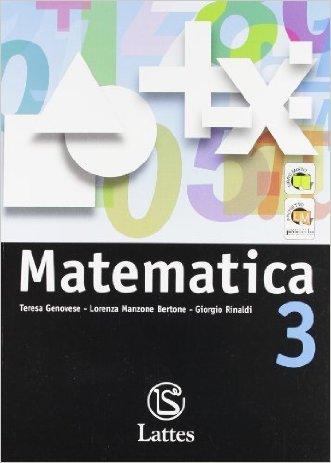 Matematica. Per la Scuola media. Con espansione online