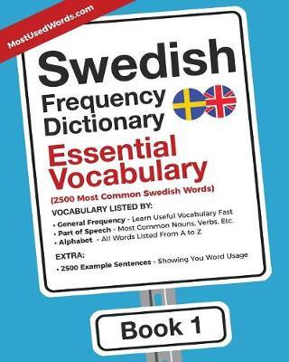 Swedish Frequency Dictionary - Essential Vocabulary