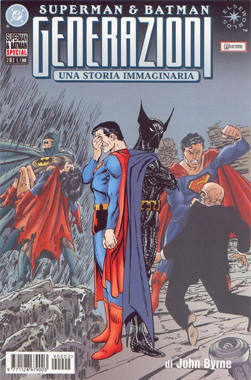 Superman & Batman: Generazioni
