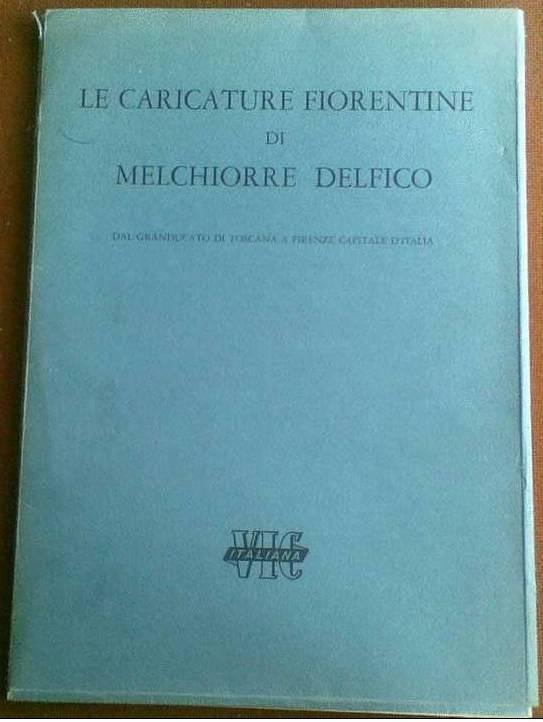 Le caricature fiorentine di Melchiorre Delfico