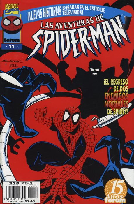 Las aventuras de Spider-Man Vol.1 #11 (de 12)