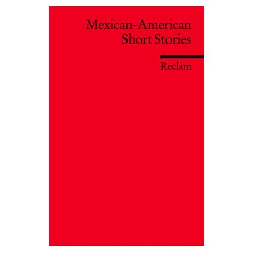 Mexican American Short Stories.