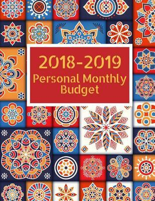 2018-2019 Personal Monthly Budget