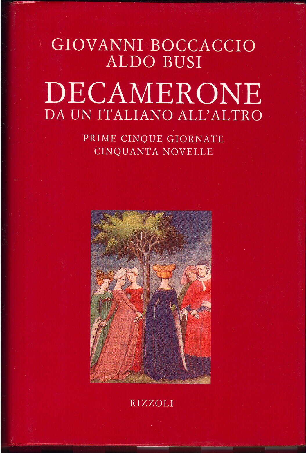 Decamerone Vol.1