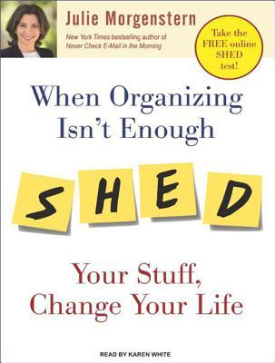 When Organizing Isn'...