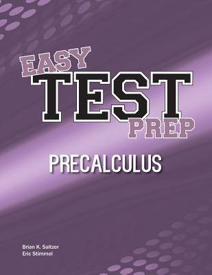 Easy Test Prep Precalculus