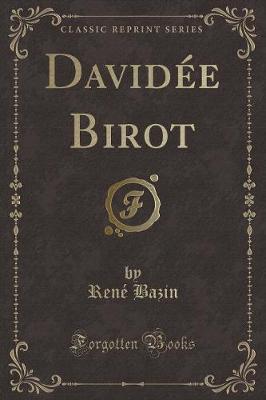 Davidée Birot (Clas...