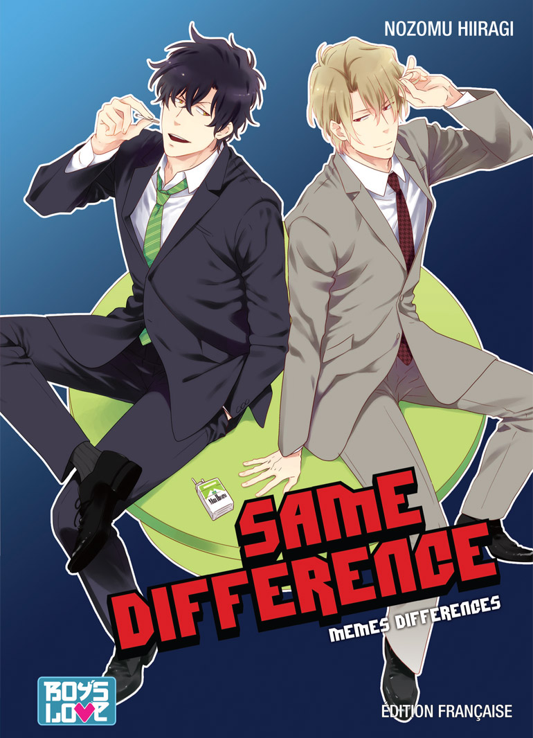 Same difference. Même différence, Tome 1