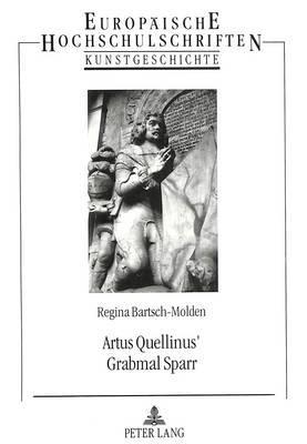 Artus Quellinus' Grabmal Sparr