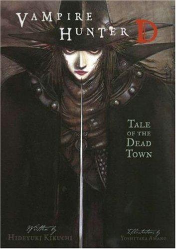 Vampire Hunter D, Volume 4