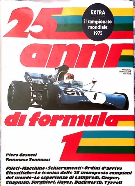 25 anni di formula 1