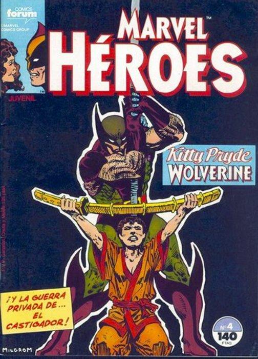 Marvel Héroes #4 (d...