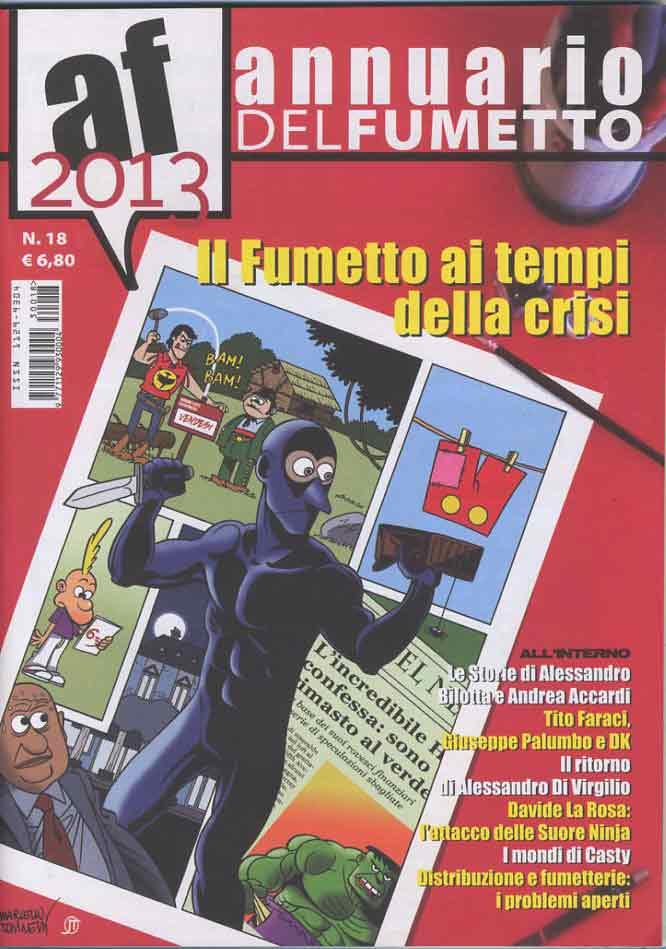 Annuario del fumetto n. 18