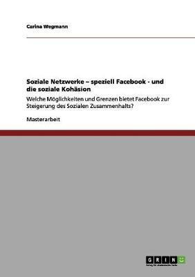 Facebook und die soziale Kohäsion