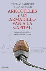 Aristóteles y un armadillo van a la capital