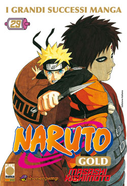 Naruto Gold vol. 29