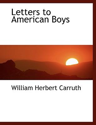 Letters to American Boys